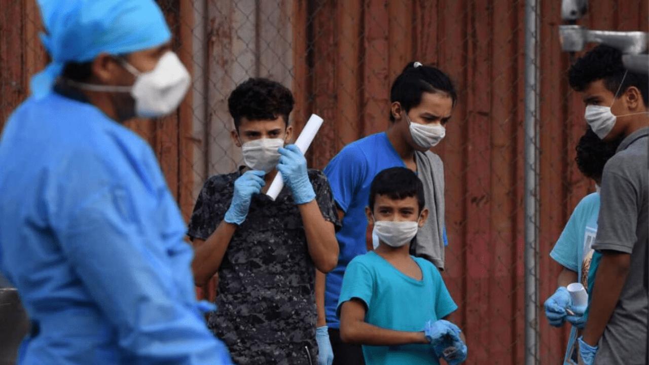 Entre el 18 al 24 de mayo del presente año se confirmó el contagio de 502 niños y jóvenes en el país