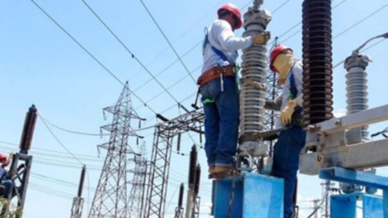 Los cortes de energía volverán a experimentarse el martes 5 de mayo, según la Eeh.