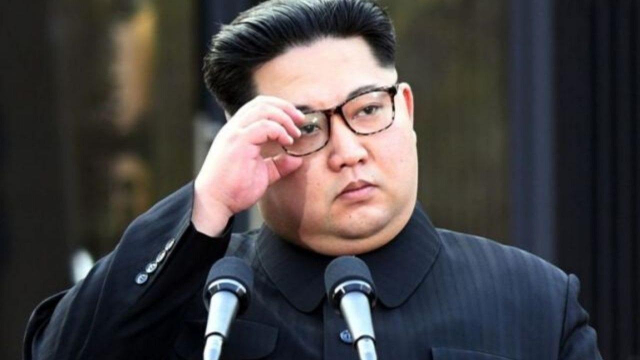 Kim Jong-un reapareció el pasado viernes en un evento de inauguración en Corea del Norte.