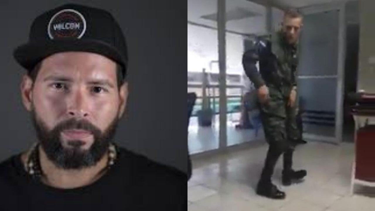 El famoso cantante se unió a las muestras de apoyo hacia el hondureño dado de baja por las Fuerzas Armadas.