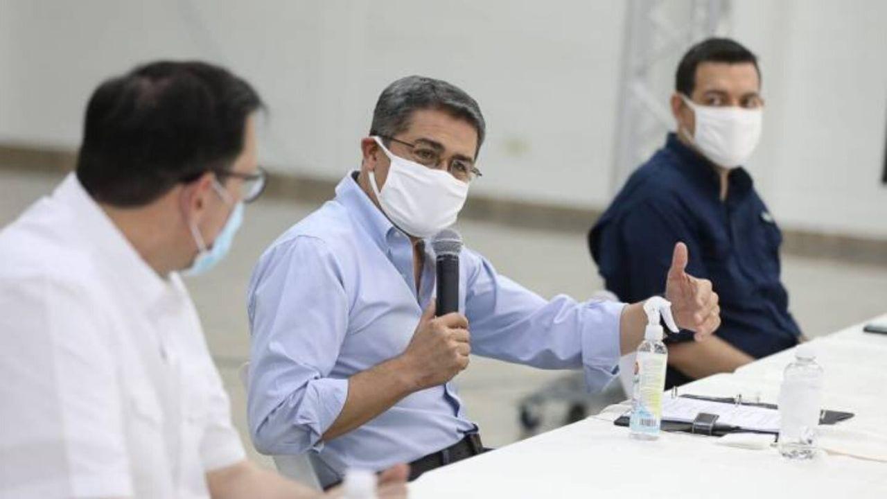 El mandatario hondureño aseguró que la iniciativa fue enviada al Congreso Nacional.