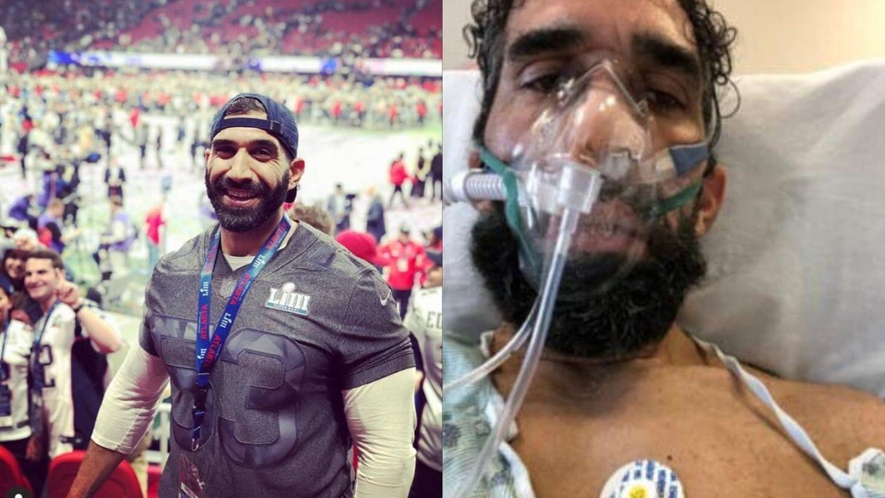 El deportista habría sobrevivido y superado el coma debido a su estado físico.