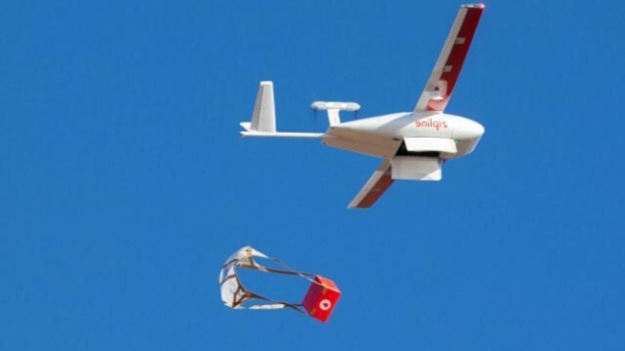 Los drones llegan a las clínicas para ayudar a los trabajadores sanitarios en su lucha contra la pandemia del coronavirus..