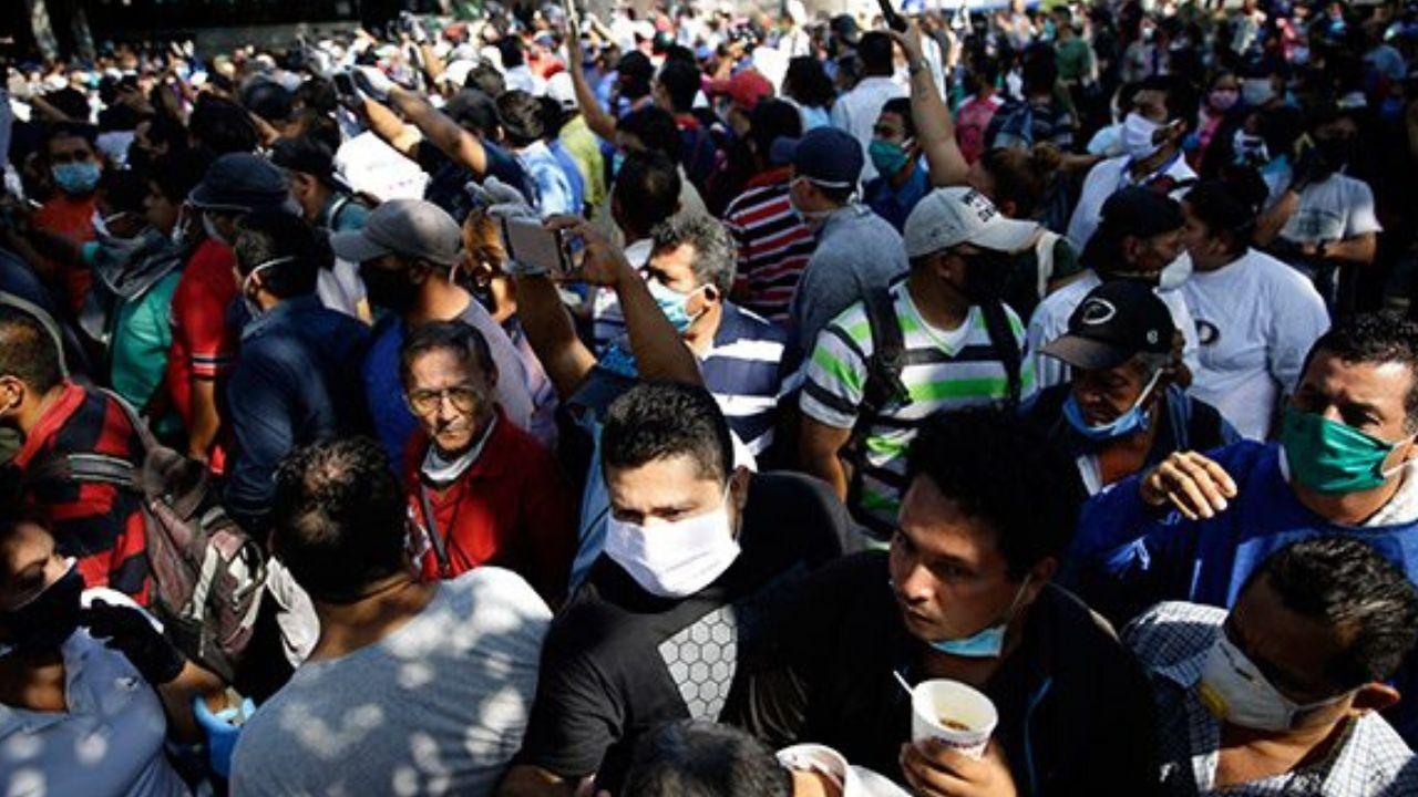 La región latinoamericana supera hasta el momento los 272 mil casos de covid-19 y se reportan unas 14 mil 400 muertes