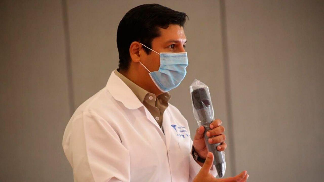 El viceministro de salud también detalló de cómo está la capacidad de los centros asistenciales que atienden a pacientes con covid-19 en Honduras