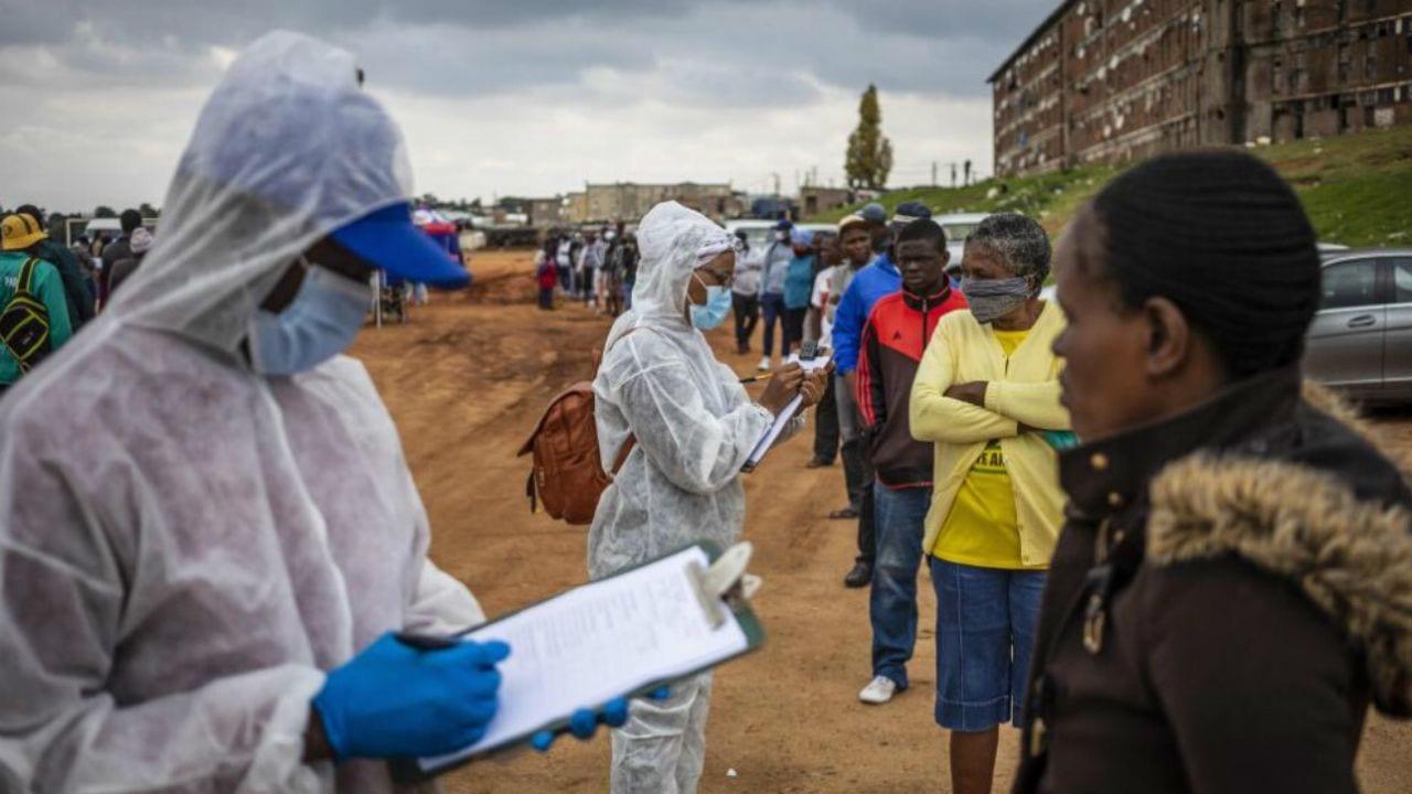 En África, unos 25.7 millones de personas son pacientes de VIH/Sida