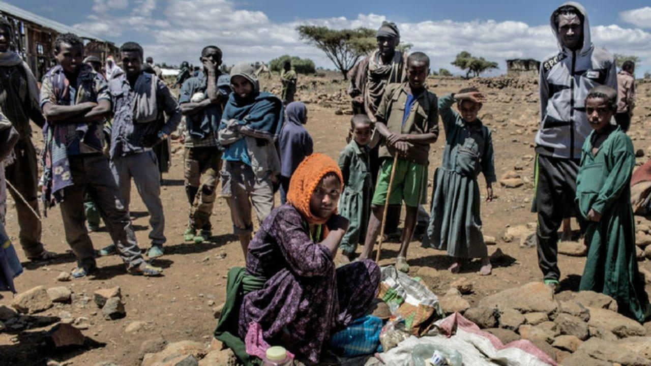 A finales de 2019, 135 millones de personas vivían con niveles de hambre extremos, pero por el covid-19 es probable que ese número aumente a unos 265 millones