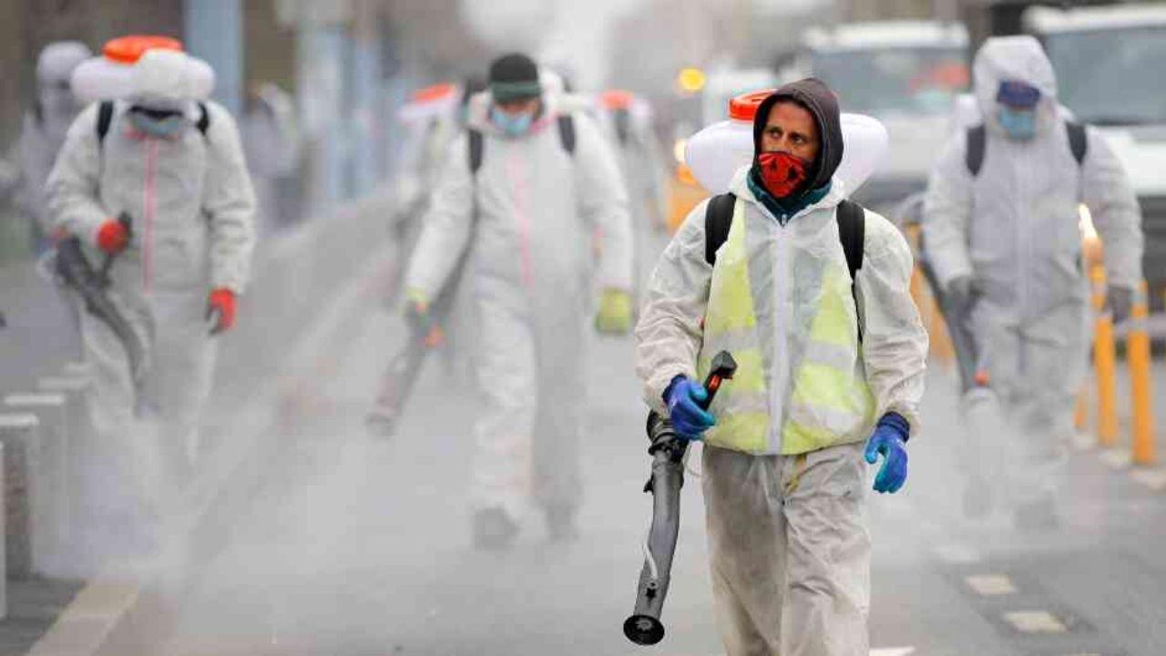 El mundo se acerca a los cinco millones de contagios por la pandemia que ha convertido a los Estados Unidos como el epicentro de la enfermedad en el mundo