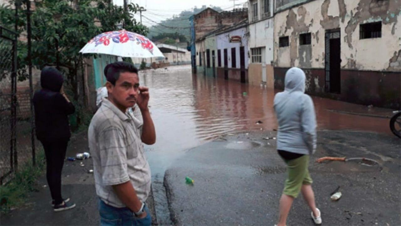 Por el riesgo de deslizamiento en Honduras, el comité de alertas de Copeco ha determinado emitir alerta verde por 72 horas en 10 departamentos de Honduras