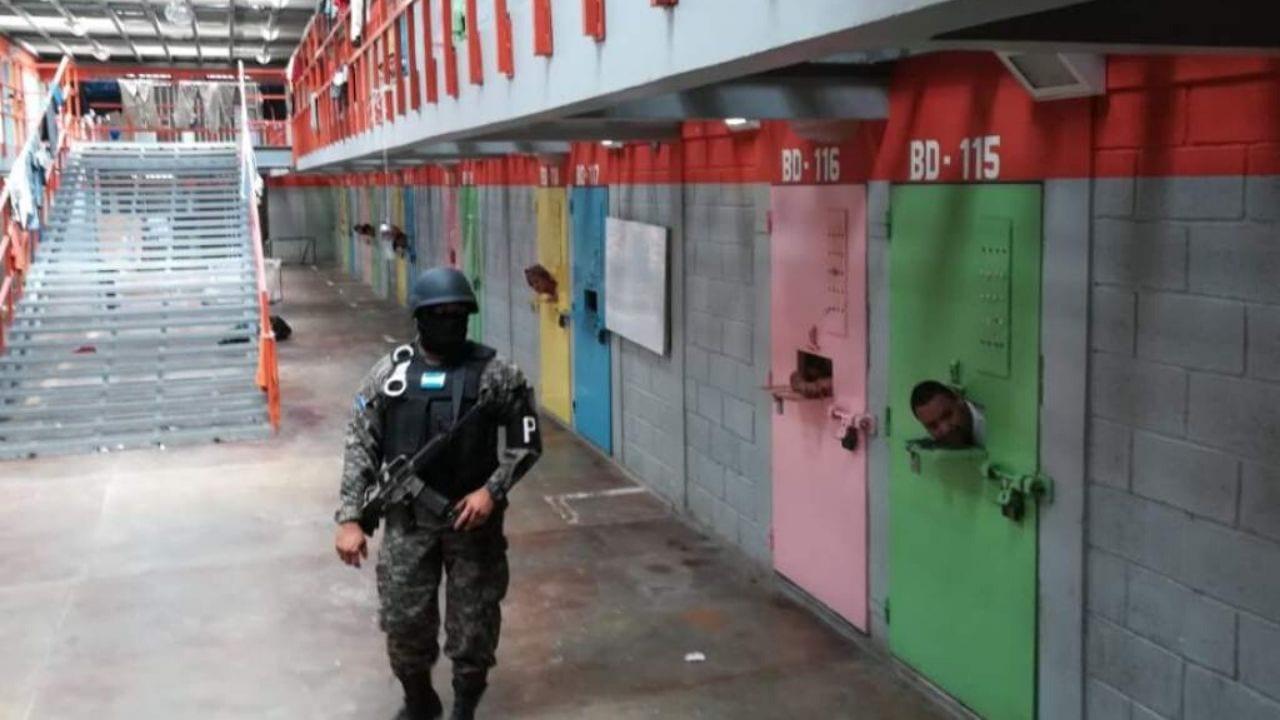 La portavoz del INP también confirmó que dos empleados de este centro penitenciario de Támara dieron positivo de covid-19