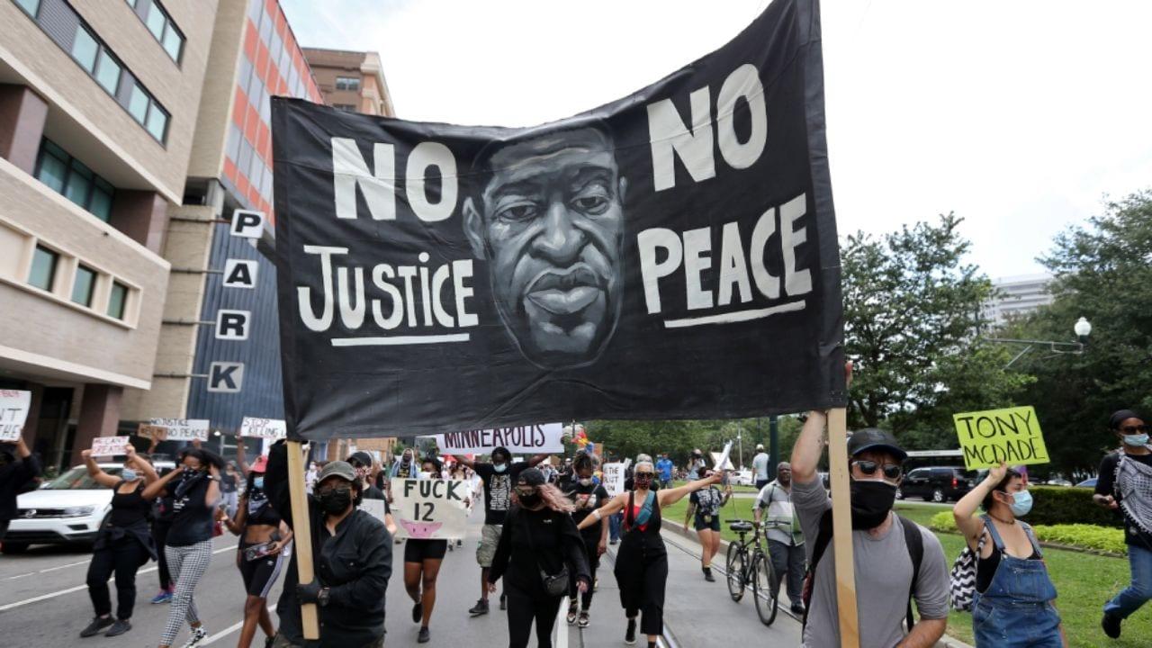 Múltiples protestas se han realizado en los Estados Unidos por la muerte del ciudadano afroamericano George Floyd
