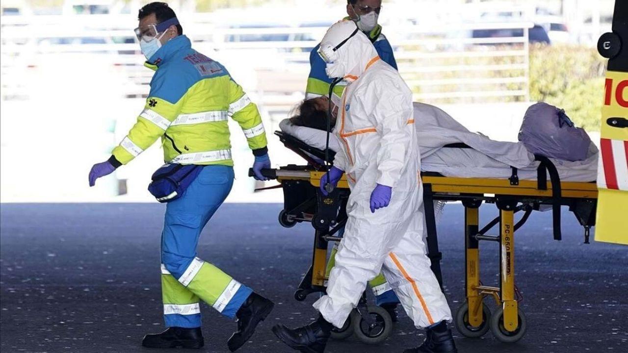 España ha reducido considerablemente el número de fallecimientos por la enfermedad en los últimos días