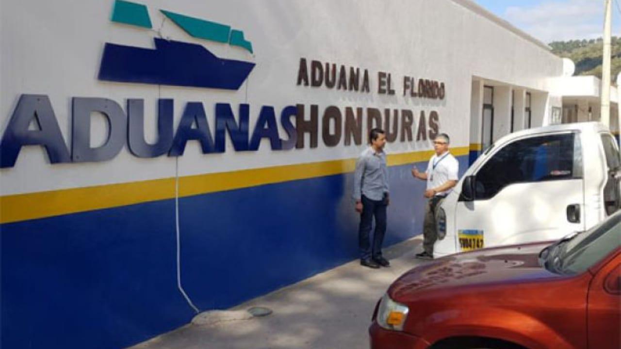 La aduana El Florido se cerró el sábado 9 de mayo, luego que una delegada de Salud fuera diagnosticada con covid-19.