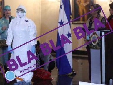 """El Chekeador: """"Gobierno está preparado en caso de que el coronavirus llegue a Honduras"""""""