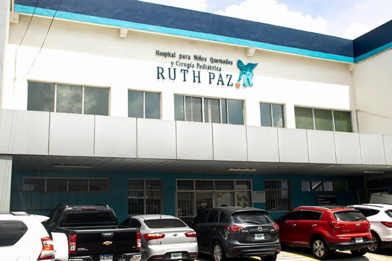 El hospital pediátrico y de especialidades Ruth Paz necesita del apoyo de todos los hondureños para continuar prestando sus servicios médicos, ante las dificultades económicas que atraviesa.