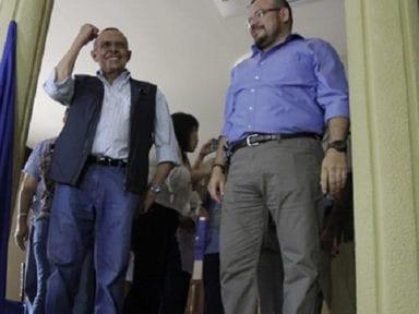 """Hijo del expresidente Porfirio Lobo confirma que """"Todos por el cambio"""" no participará en elecciones internas"""