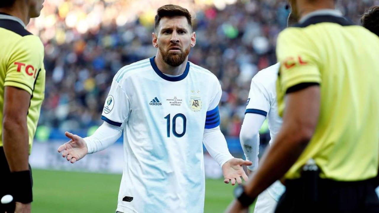 Messi aseguró que para él, la Copa América iba a ser un gran acontecimiento este año.