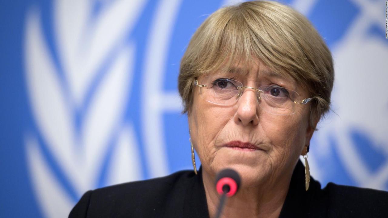 """Michelle Bachelet tomó el caso de Costa Rica como ejemplo a seguir para otras naciones de la región """"para el avance de los derechos humanos de las personas LGBT""""."""