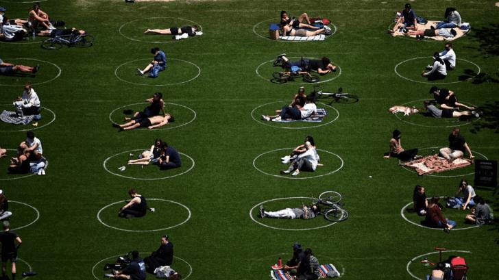 Fotos: Así ha cambiado el Covid-19 la cotidianidad del mundo