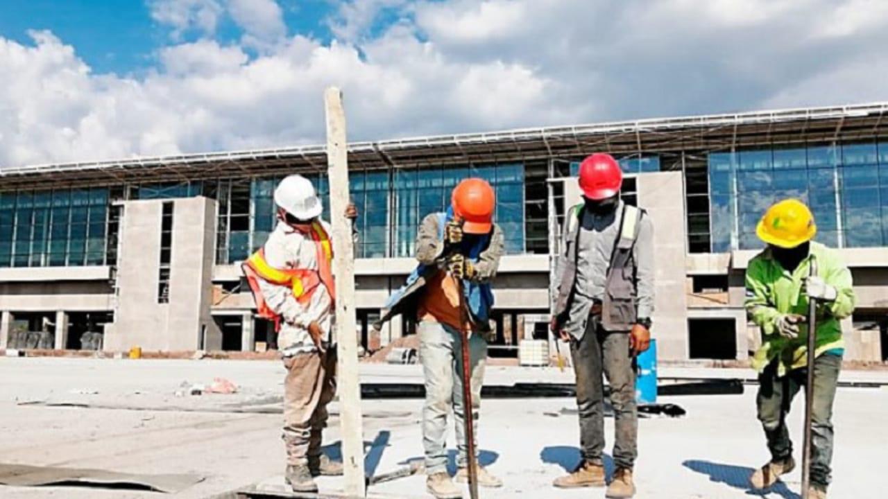 Para la reapertura del sector construcción, los expertos aseguran que se basaron en criterios científicos y técnicos de la parte médica y económica.
