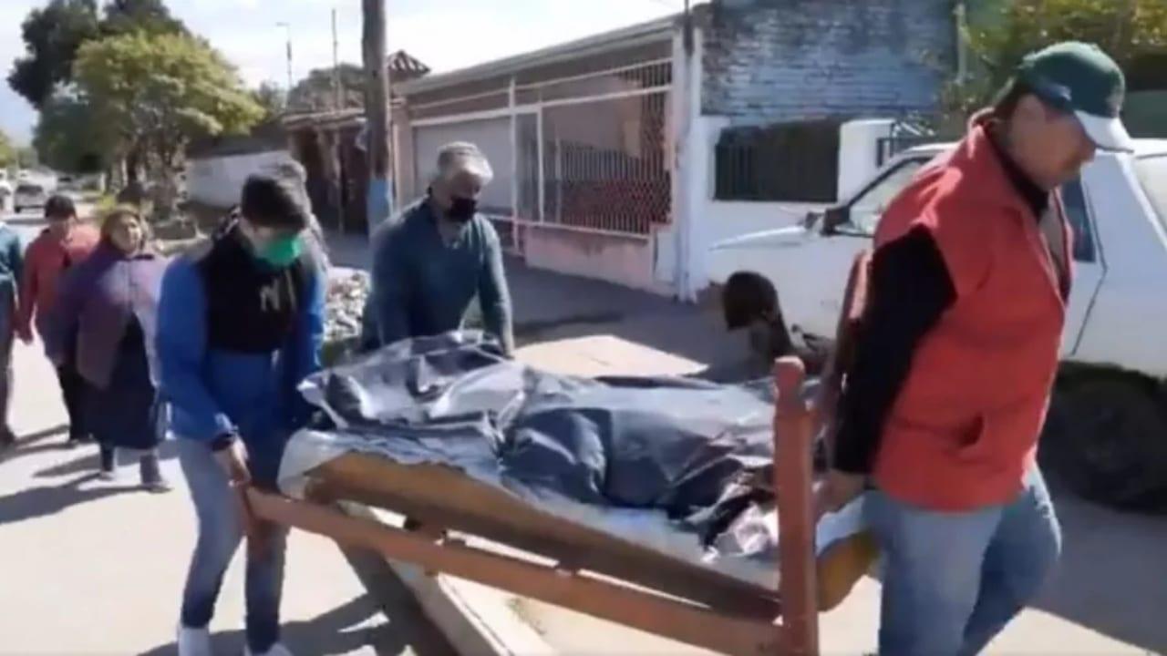 El accidente de tránsito en el que murió Juan Maya, ocurrió entre las calles Constitución y avenida Independencia de la ciudad de Tucumán, Argentina.