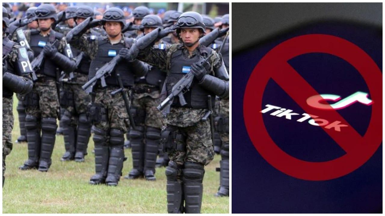 Tras un vídeo viral de un soldado hondureño, quien aparece bailando, portando su uniforme, las autoridades emitieron una circular con la que prohíben el uso de la red social.