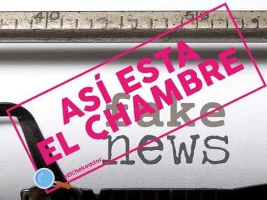 El Chekeador: Te explicamos el negocio de las noticias falsas o fake news