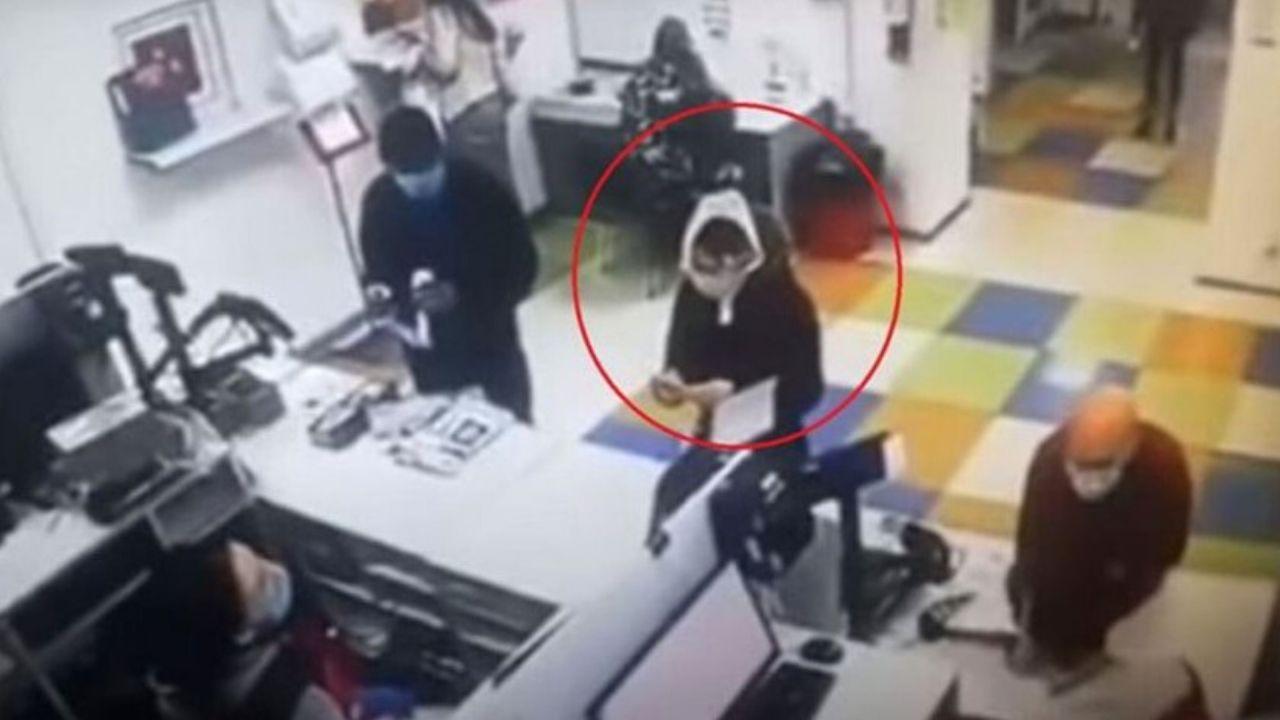 El hecho se registró en una empresa de correos en Ucrania; el vídeo ya le está dando la vuelta al mundo.