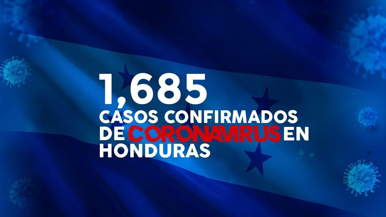 Honduras superó la realización de 500 pruebas por primera vez desde el inicio de la pandemia en el país.
