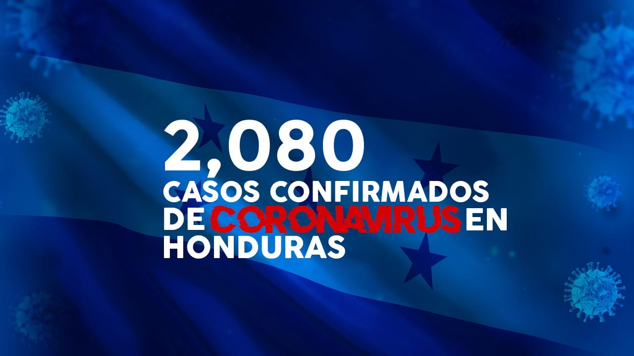 Honduras es el segundo país en Centroamérica y América Latina con la mayor tasa de letalidad, con 5.82 por ciento