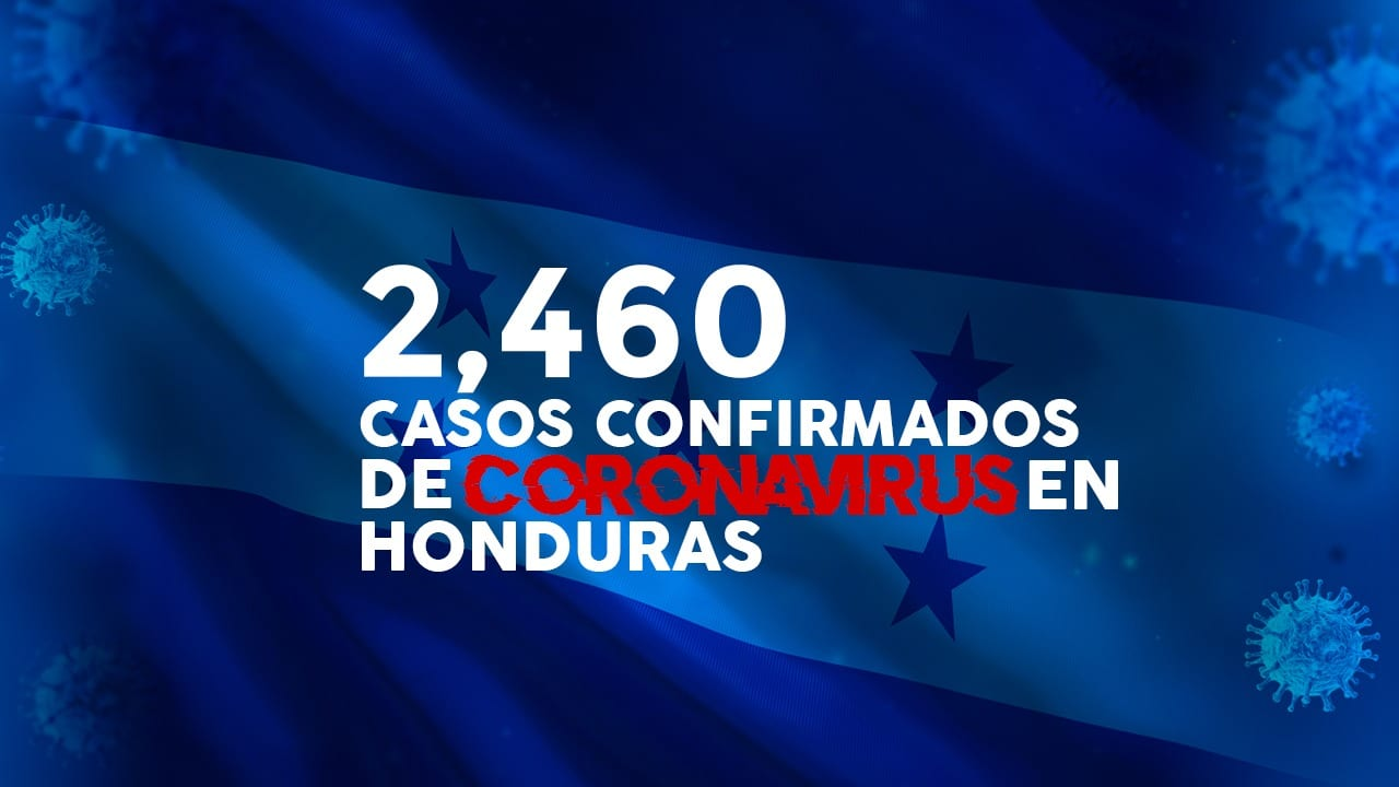 Honduras realizó más de 500 pruebas a nivel nacional el viernes 15 de mayo.
