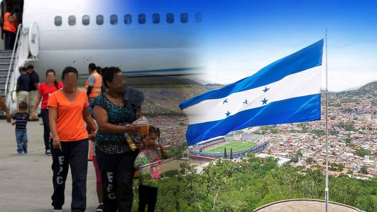 En vuelos humanitarios han retornado al país 5,583 hondureños