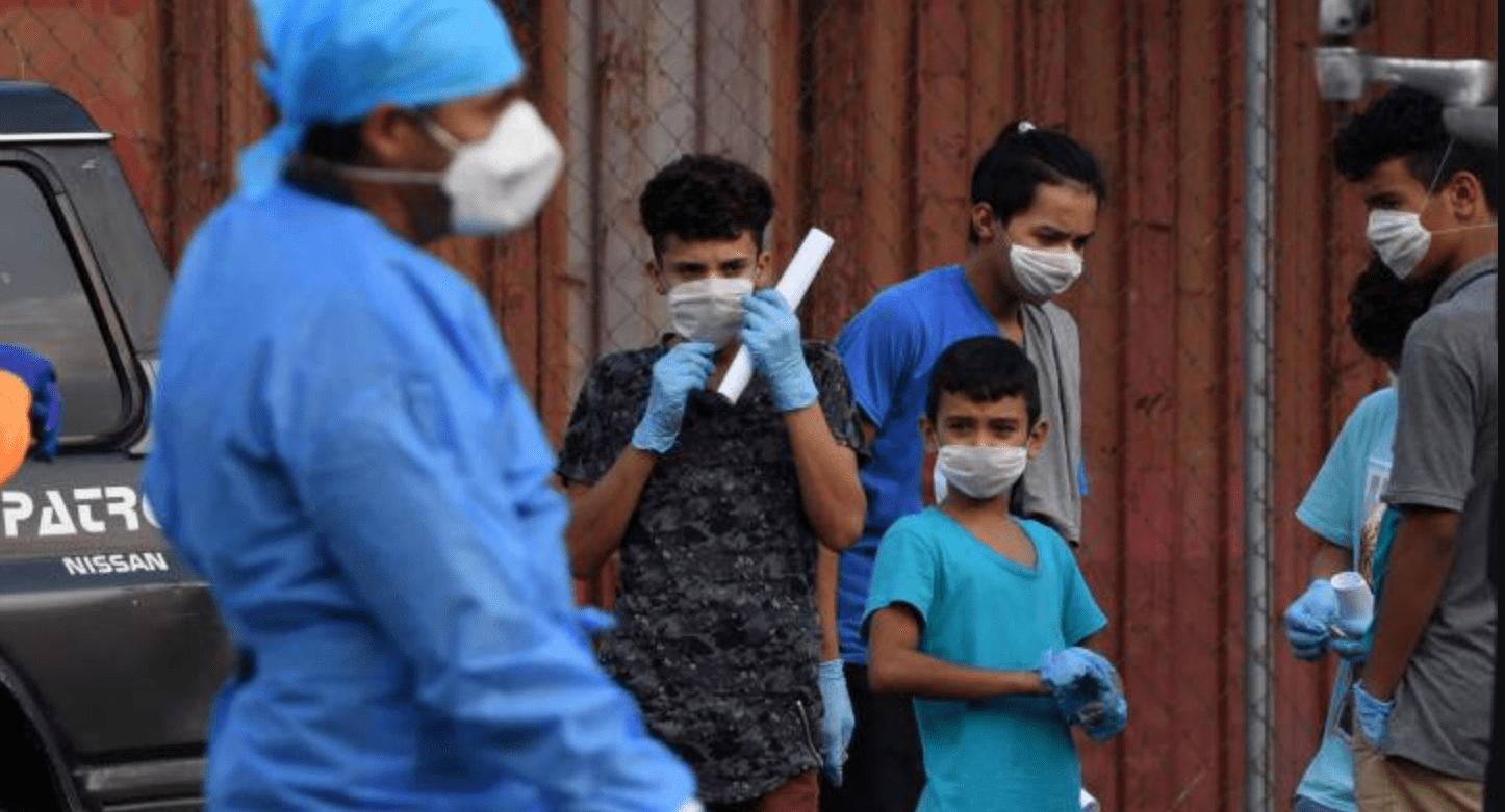 A nivel nacional, se registra hasta la fecha 899 casos de covid-19, 75 muertes y 112 personas han logrado vencer el virus.
