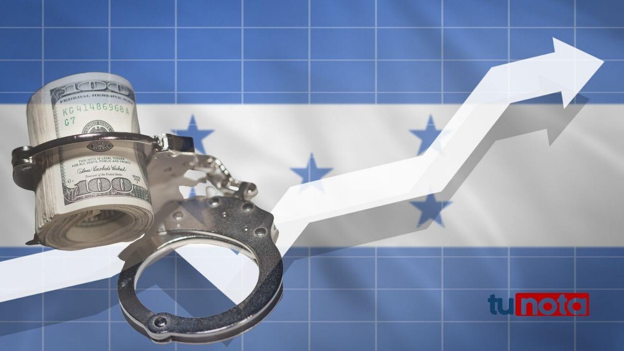 El gobierno hondureño se autorizó comprar deudas por 2,500 millones de dólares, casi la mitad de esta ya fue adquirida