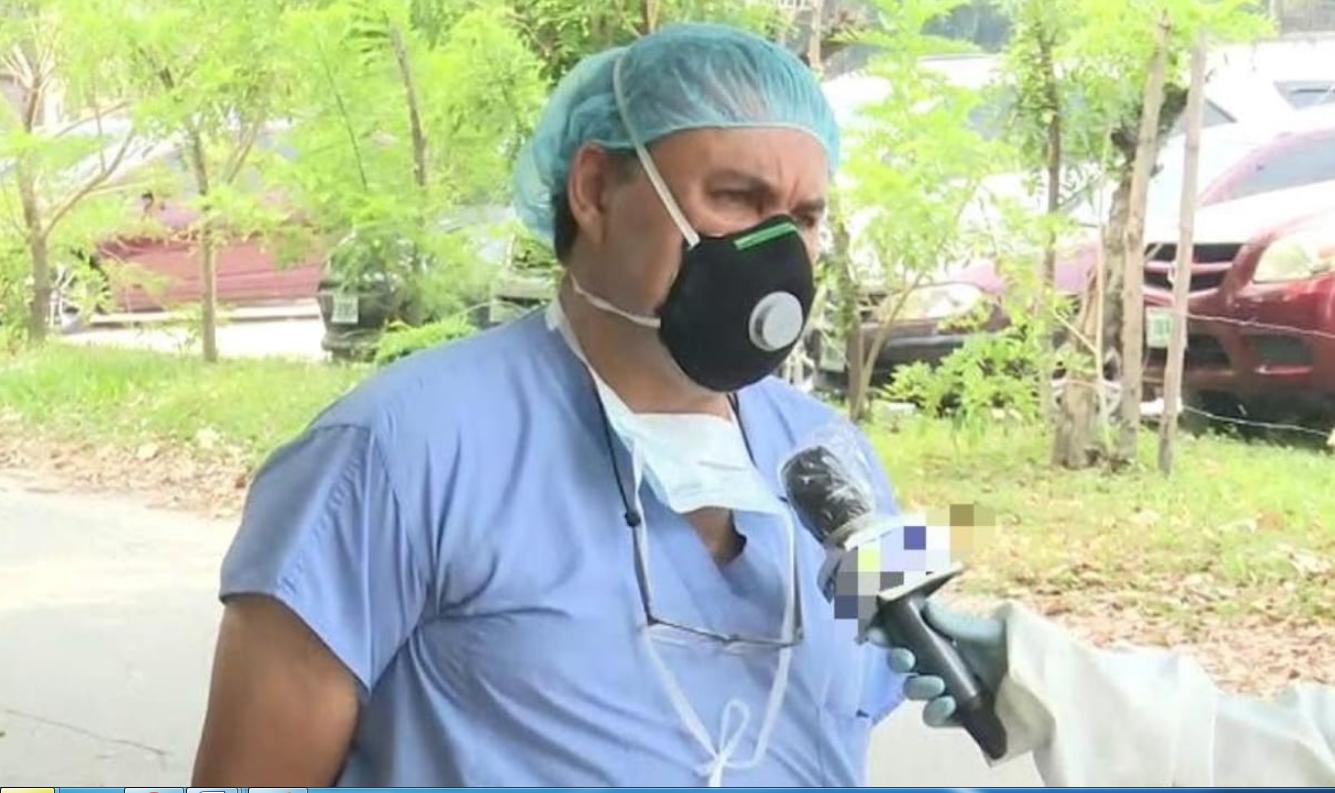 Honduras suma 899 casos y para la próxima semana se proyectan hasta 200 diarios, advirtió el sábado el doctor Carlos Umaña.