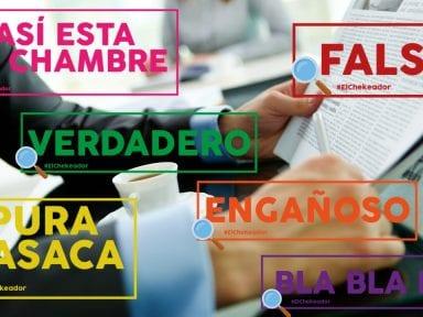 El Chekeador de tunota.com y el ejercicio de la verificación de las noticias e información