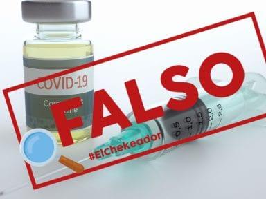 El Chekeador: El cloro, clorito de sodio y las gárgaras de bicarbonato previenen contagio de covid-19