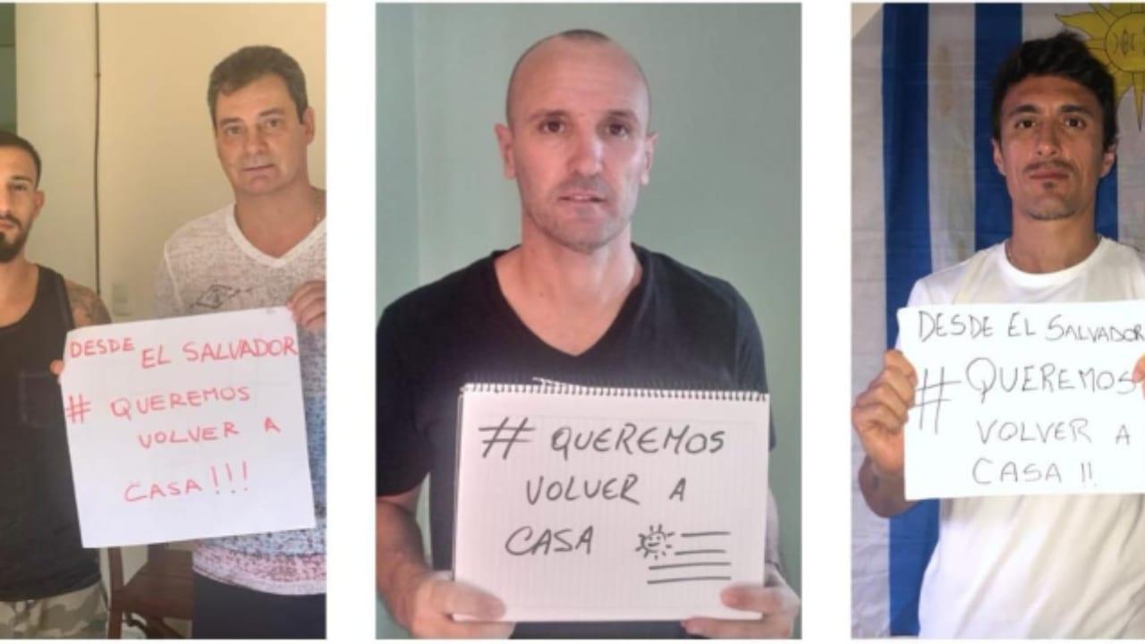 Bajo la campaña #queremosvolveracasa, un grupo de uruguayos en diferentes partes de CA piden ayuda para regresar a su país