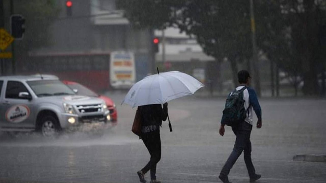 La temporada lluviosa en Guatemala suele iniciarse en mayo y extenderse hasta noviembre al igual que en el resto de Centroamérica