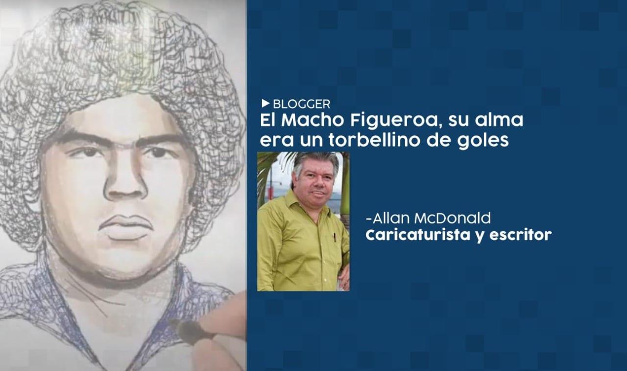 El Macho Figueroa murió el 24 de mayo, McDonald lo recuerda con este hermoso vídeo