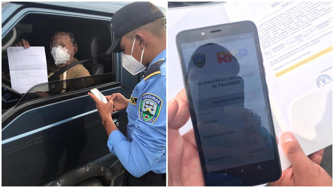De esta forma, se espera reducir la cantidad de personas que transitan en sus vehículos cuando no les corresponde o con salvoconductos falsos.