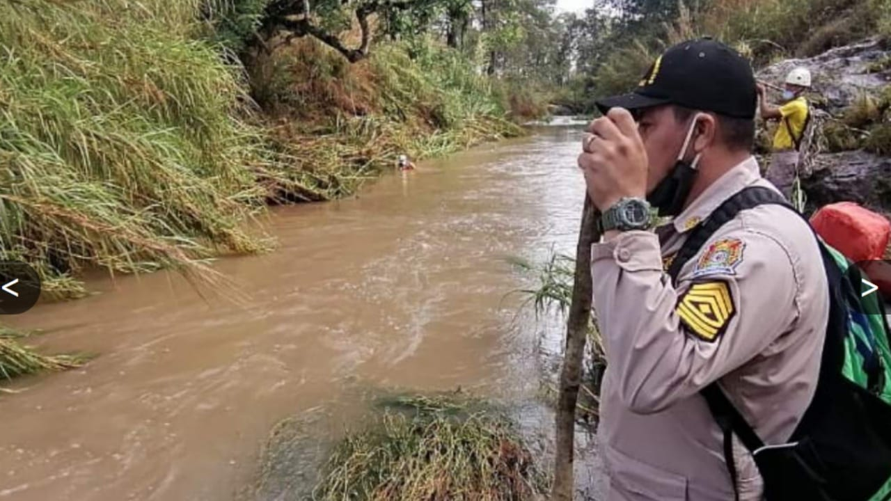 El hombre fue identificado como Lary Nolasco, de 45 años de edad