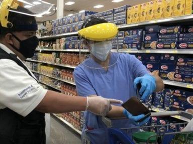 ¡Seguridad total! Comisariato Los Andes cumple con todos los protocolos de bioseguridad para sus clientes