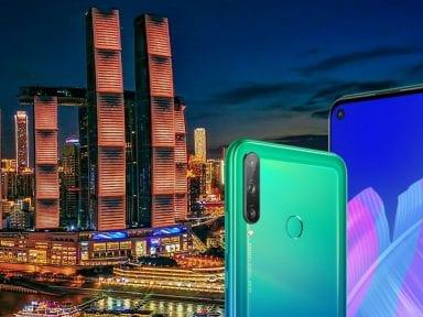 Además de su increíble triple cámara, nuevo Huawei YP7 sorprende por su conexión a App Gallery