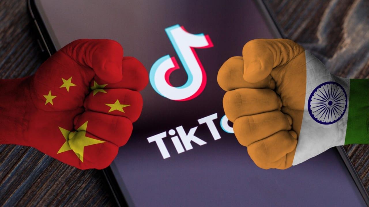 India es el segundo mejor mercado para la aplicación china, ahora con el bloqueo, la red social perderá sin duda una parte sustancial de su tráfico