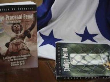 Partido Nacional de Honduras considera que la puesta en vigencia del nuevo Código Penal se prorrogue