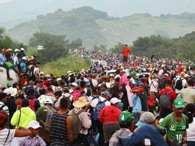 Migración: anuncian nueva caravana para el 30 de junio en medio de la pandemia del covid-19