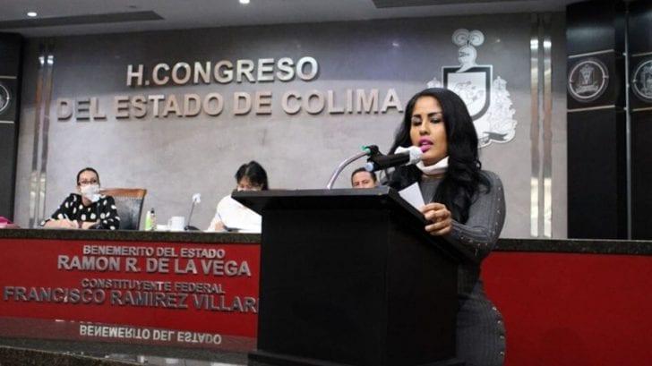 En fosa clandestina fue encontrado el cuerpo de una diputada mexicana en Colima