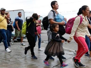 Gobierno de Honduras ofrece retorno voluntario asistido a migrantes que ingresan al país
