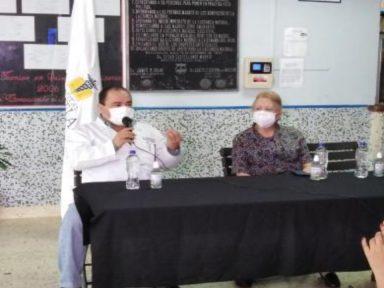 Autoridades del Hospital Escuela confirman que sala para covid-19 está llena